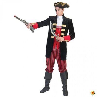 Kostüm Seeräuber Jo Gr. 48- 60 Pirat Südsee Karibik - Südsee Piraten Kostüm