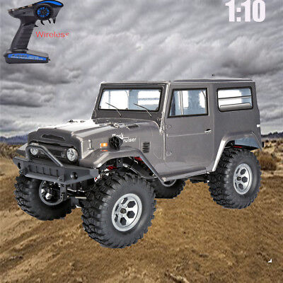 RGT Racing Rc 1/10 Scale Electric 4wd Off Road Rock Crawler Climbing Trucks Car