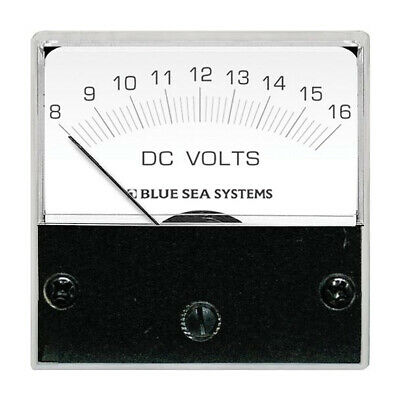 Blue Sea Systems 8028 Dc Analog Micro Voltmeter 2