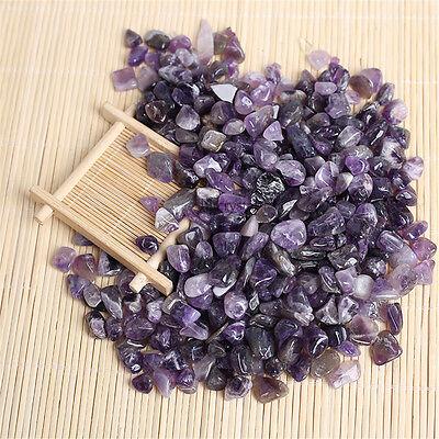 Amethyst Quartz Healing Stones - Wholesale 200g Bulk Tumbled Stones Amethyst Quartz Crystal Healing Specimens
