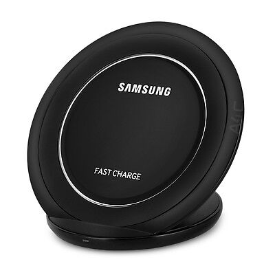Oem Samsung Ep Ng930 Fast Charge Qi Wireless Charging Stand Pad Black Sapphire
