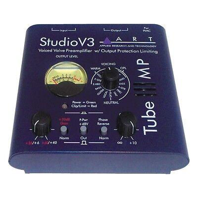Tube MP Studio V3 Microphone Preamp Pro Audio Studio & Recor