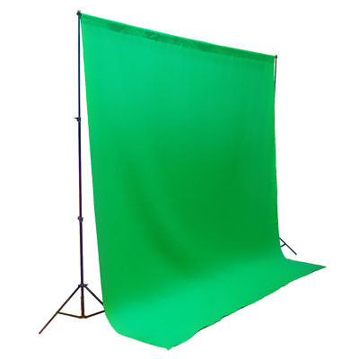 5' x 7' Green Chromakey Backdrop Screen Photography Photo Video Studio