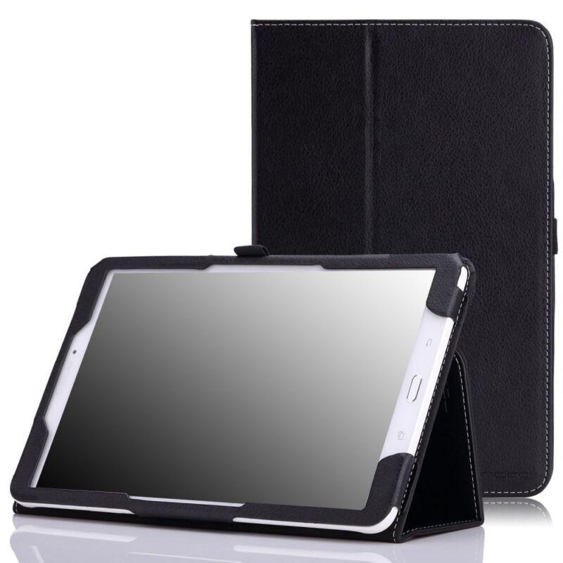 MoKo Samsung Galaxy Tab E 9.6 Case - Slim Folding Cover