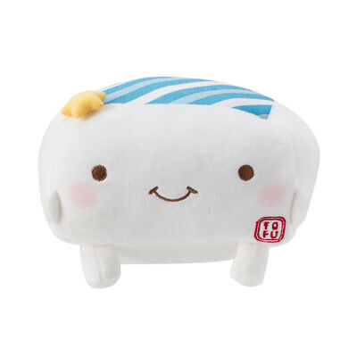 Tofu Cushion Hannari Cool Type Hinyari White M Size Summer Ver,JAPAN Gift