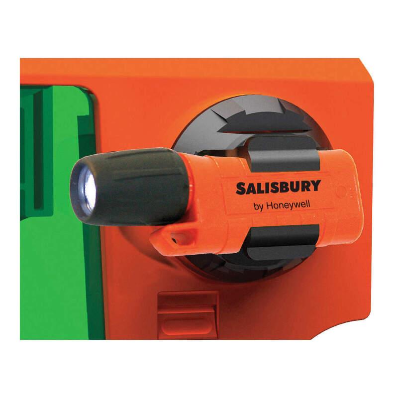 SALISBURY FLKIT Task Light Kit,Black/Orange