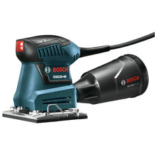 Bosch 2.0 Amp 1/4-Sheet Orbital Finishing Sander Reconditioned