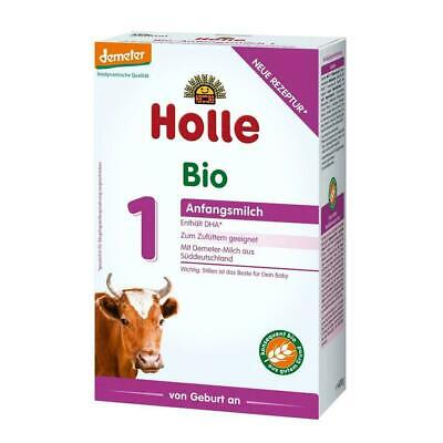 Holle Stage 1 Organic Infant Formula with DHA 1 Box 400g