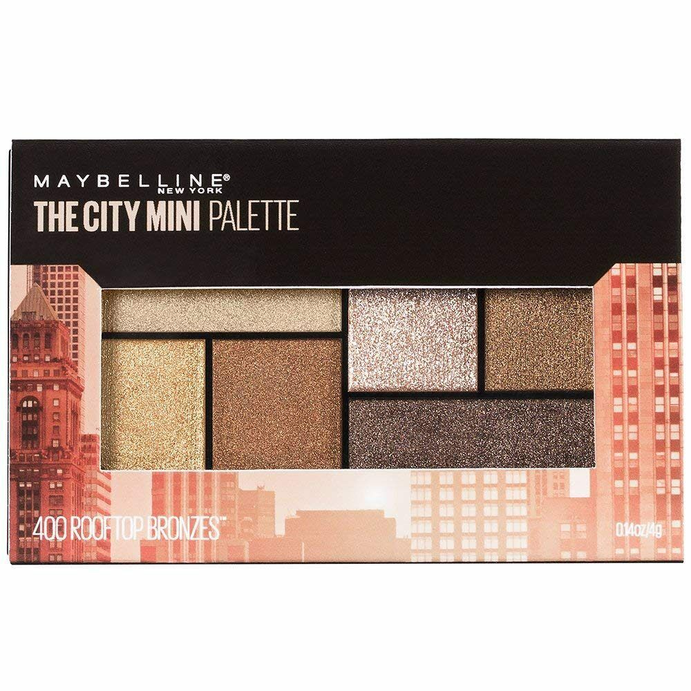 Maybelline The City Mini Palette 400 Rooftop Bronzes Pack Of 2 Ebay Wet N Wild Au Naturel Stock Photo