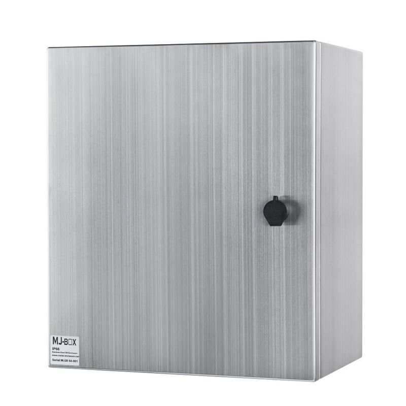 16 x 16 x 8In Electrical Enclosure 304 Stainless Steel IP66