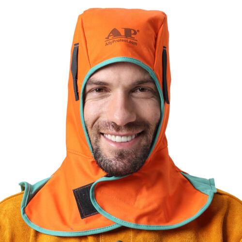 AP-6671 Fire Resistant Head Neck Protective Welding Helmet Hood Cap Hat Liner