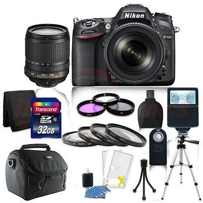 itm Nikon D Digital SLR Camera Body  mm DX VR Lens GB Accessory Kit