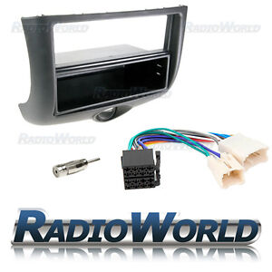 Toyota Yaris 99-03 Stereo Radio Fitting Kit Fascia Facia ISO Lead FP-11-09