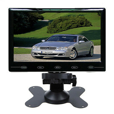 """9"""" Ultra Thin HD 800*480 TFT LCD Color 2-CH Input Car Rear View Monitor - US"""