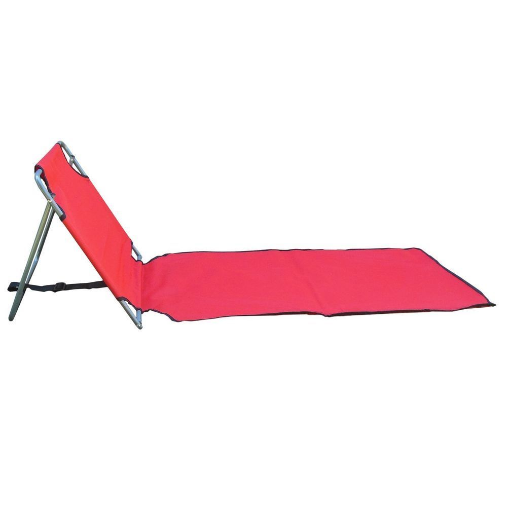 Sensational Details About Portable Folding Lounge Chair Beach Patio Pool Yard Lightweight Lounger Red Pabps2019 Chair Design Images Pabps2019Com