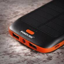 Poweradd™ Apollo2 Solar Panel Charger Dual-Port External 10000mAh Quakers Hill Blacktown Area Preview