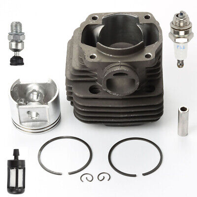 49mm Cylinder Piston Kit For Stihl Ts400 Concrete Cut-off Saw