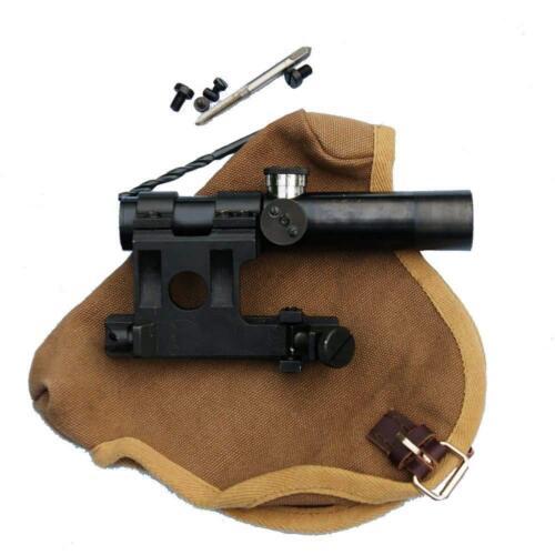 Russian Mosin-Nagant 91/30 PU Sniper Scope Kit All in 1 All Steel RSM