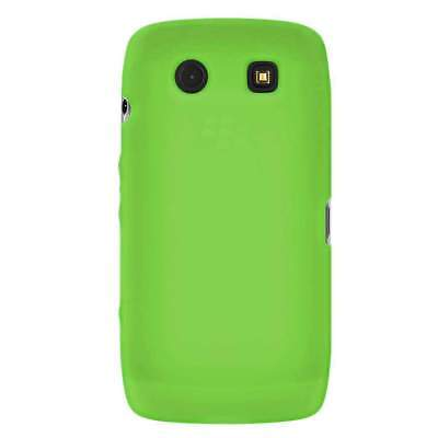 AMZER Silicone Soft Skin Jelly Case Cover Fit For BlackBerry Torch 9850 - Green Blackberry Torch Silicone Skin