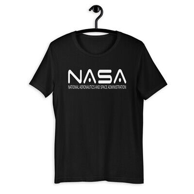 Cool NASA Gift Present Idea Space Funny Christmas Short-Sleeve Unisex T-Shirt ()