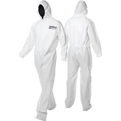 Devilbiss 803673 X- Large Disposable Painting Coverall Suit