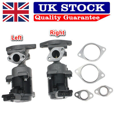 New EGR Valve For Land Rover Discovery 3 4 Range Rover Sports 2.7TD Left & Right