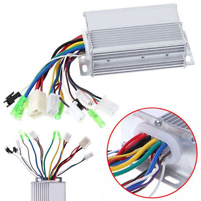 Quality 36v48v 350w Electric Bicycle E Bike Brushless Dc Motor Speed Controller