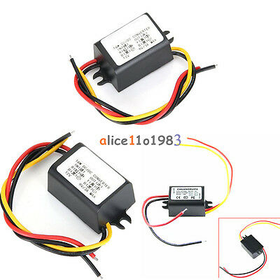 Dc-dc 12v To 5v6v9v 23a 15w Converter Step Down 2a3a 15w Power Supply Module