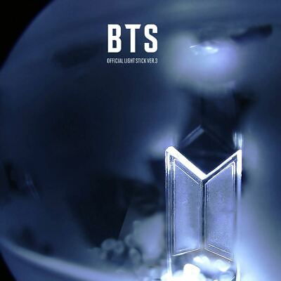 BTS Official Goods Light Stick  ARMY BOMB Ver 3 Free Standard shipping