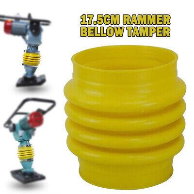 17.5cm Rammer Bellow Tamper Bellows Boot For Wacker Rammer Compactor Tamper
