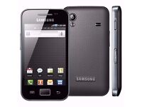 Samsung Galaxy Ace GT-S5830i Android- Only £35!- in Black OR White Any Sim & Brand New