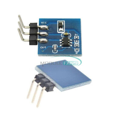 Ttp223 Button Self-lock Capacitive Touch Sensor Switch Module For Arduino