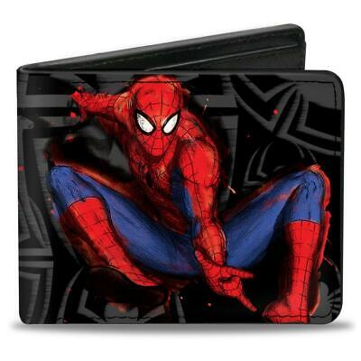 Wallet Marvel Comics Spider-Man SPDBE