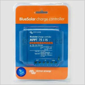 Victron Energy BlueSolar MPPT 75/15 Charge Controller (FREE SHIPPING!)