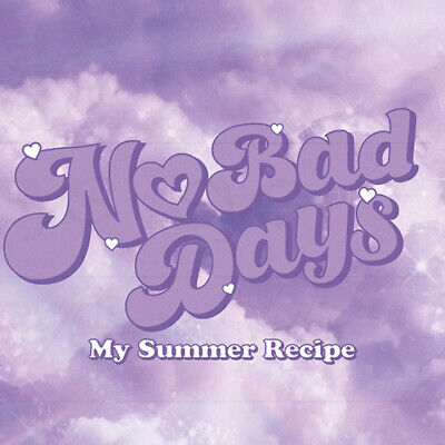 ITZY Official Goods NO BAD DAYS AUGUST LIMITED MONTHLY KIT My Summer Recipe