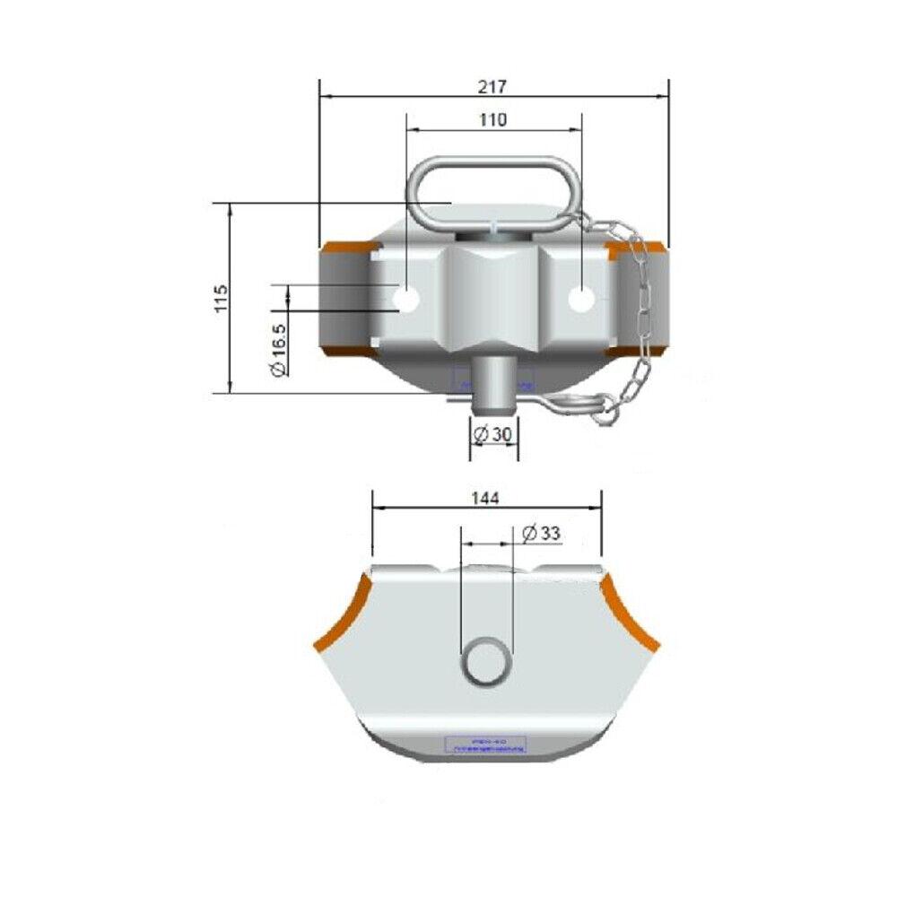 Sekundärluftfilter donaldson p777551
