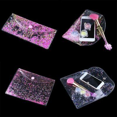 Women Bag Travel Cosmetic Bag Makeup Case Pouch Toiletry Best Transparent