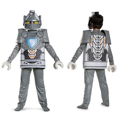 Lego Knight Costume (Boys LEGO Deluxe Nexo Knights Lance)