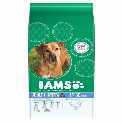 Iams ProActive Health Canine - Large Breed - Adult - Chicken - 3Kg
