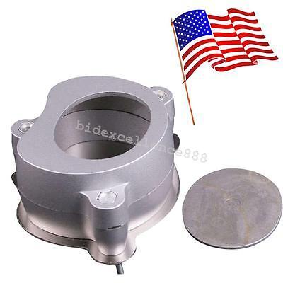 Usa Dental Aluminium Denture Flask Compressor Parts Dentist Lab Equipment