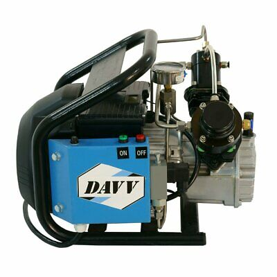 110v 4500psi High Pressure Air Compressor Water Cooled For Pcp Paintball