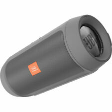 JBL Charge 2+ Splashproof Portable Wireless Bluetooth Speaker in Gray