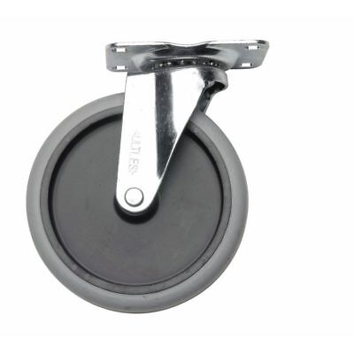 Swivel Caster Wheels For Durable Utility Cart - 5dia