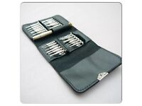 25 Piece Mini Screwdriver Set With Carry Case