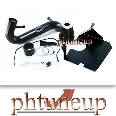 BLACK COLD AIR INTAKE KIT fit 2005-2009 FORD MUSTANG 4.0L BASE MODEL V6 ENGINE