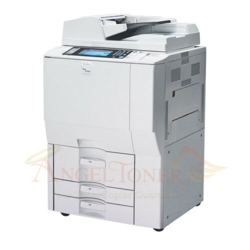 Ricoh Pro C550ex Production High Speed Color Laser Printer Scanner Copier Sra3
