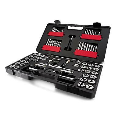 Craftsman 75 piece Tap & Die Carbon Steel Set Combo w/ Case SAE and Metric NIB