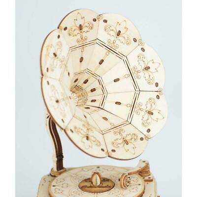 Robotime® Gramophone Model