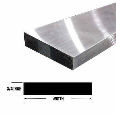 7075 Aluminum Rectangle Bar 0.750 X 2 X 48