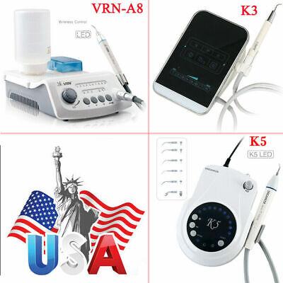Dental Led Piezo Ultrasonic Scaler Fiber Optic Handpiece Satelec Tip